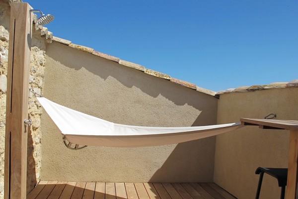 Terrasse Suite Georges
